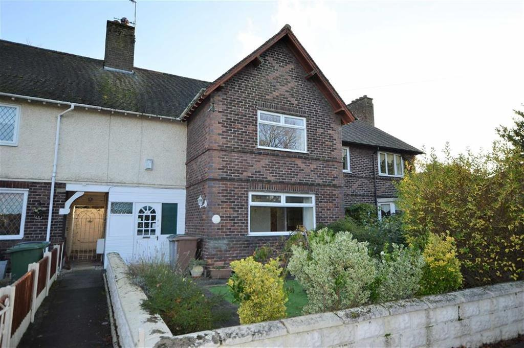 3 Bedrooms Terraced House for sale in Greenway, CH62