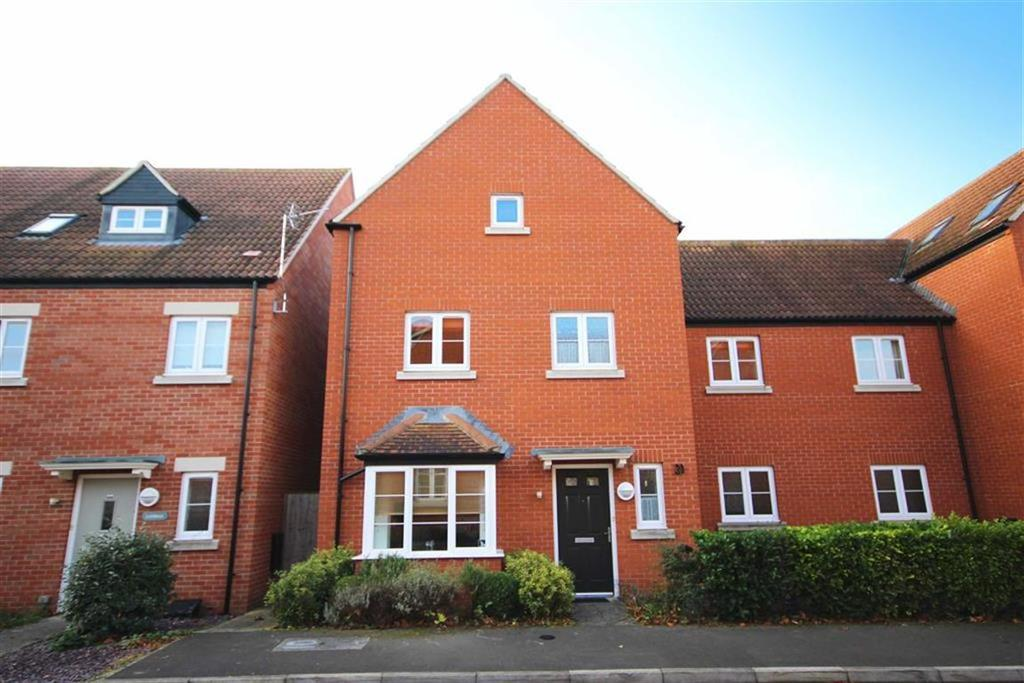 5 Bedrooms Town House for sale in Marlstone Drive, Churchdown, Gloucester, GL3
