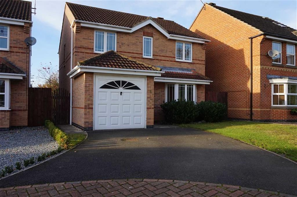 3 Bedrooms Detached House for sale in Covington, Elloughton, Elloughton, HU15