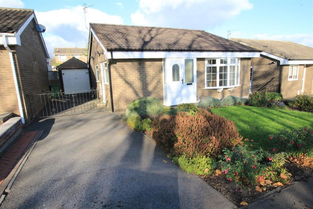 2 Bedrooms Detached Bungalow for sale in Millfields, Aycliffe Village