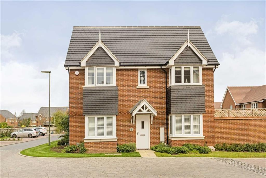 3 Bedrooms End Of Terrace House for sale in Ethel Bailey Close, Epsom, Surrey