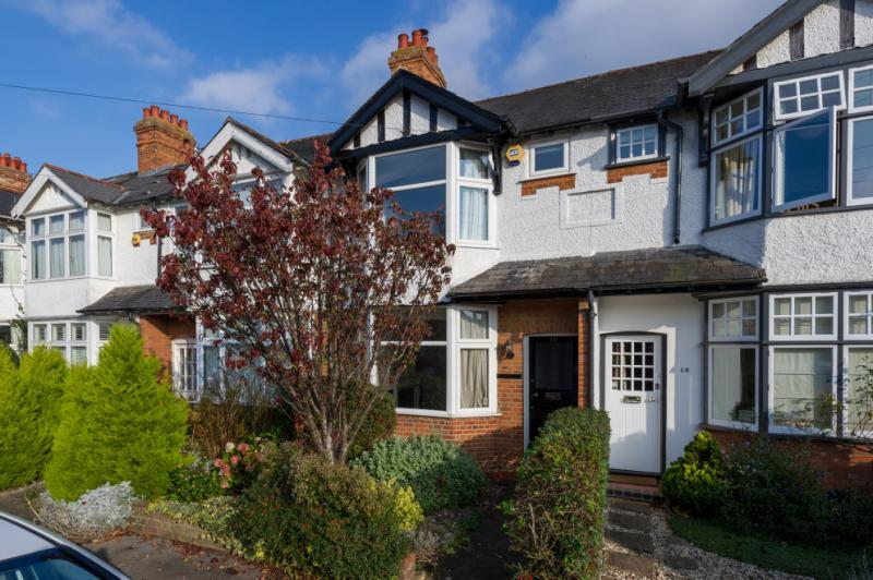 3 Bedrooms Terraced House for sale in Islip Road, Oxford