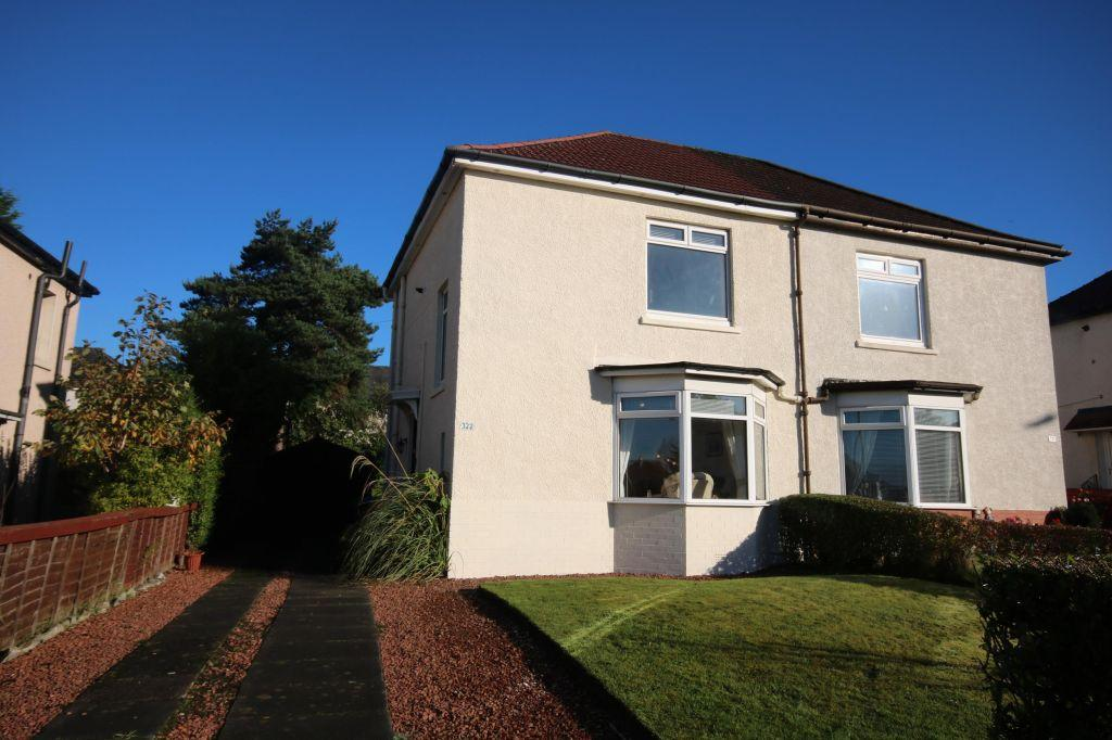 2 Bedrooms Villa House for sale in 322 Alderman Road, Knightswood, Glasgow, G13 3TN