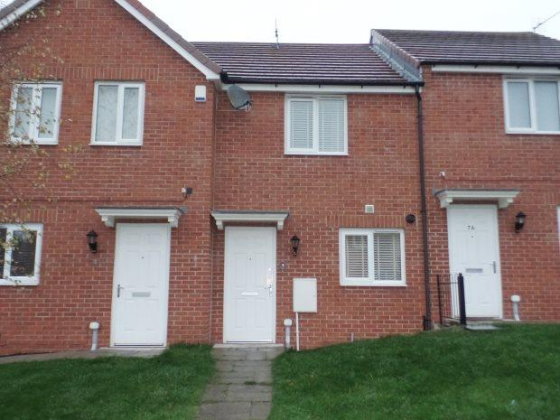 2 Bedrooms Terraced House for sale in JARVIS ROAD, PETERLEE, PETERLEE AREA VILLAGES