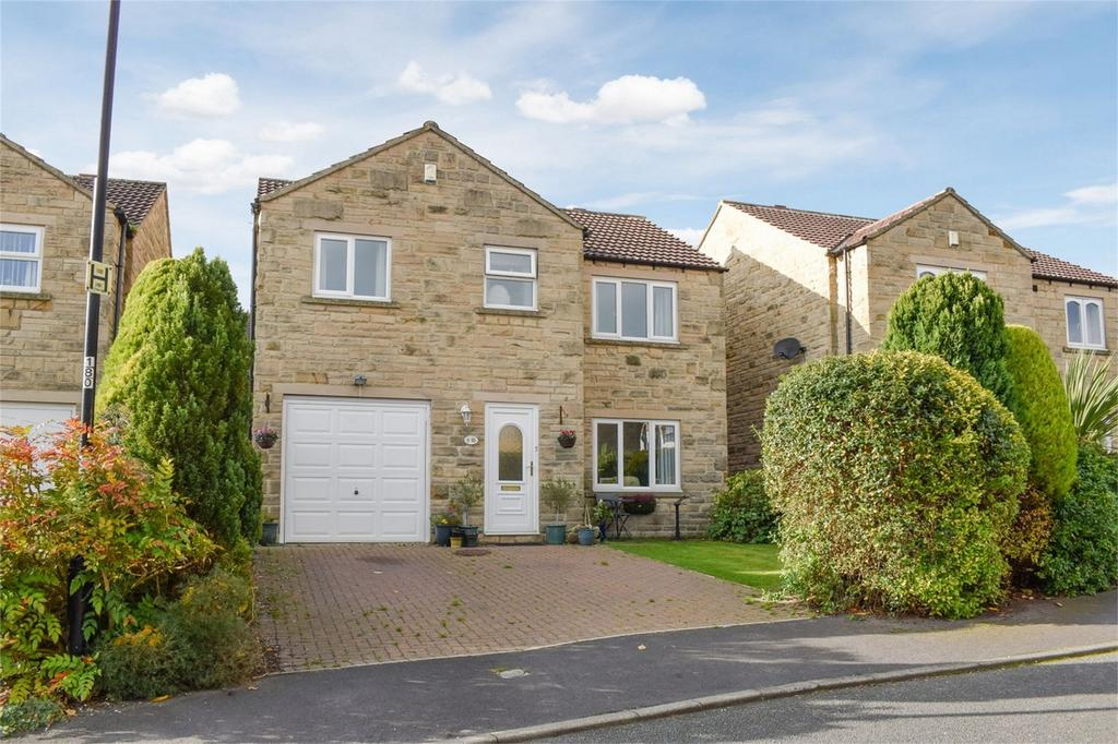 4 Bedrooms Detached House for sale in 8 The Paddock, Startforth, Barnard Castle, Durham