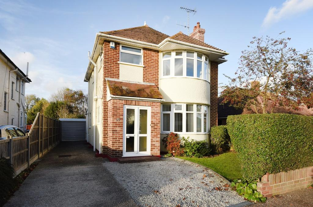 3 Bedrooms Detached House for sale in Orchard Way, Bersted, Bognor Regis, PO22