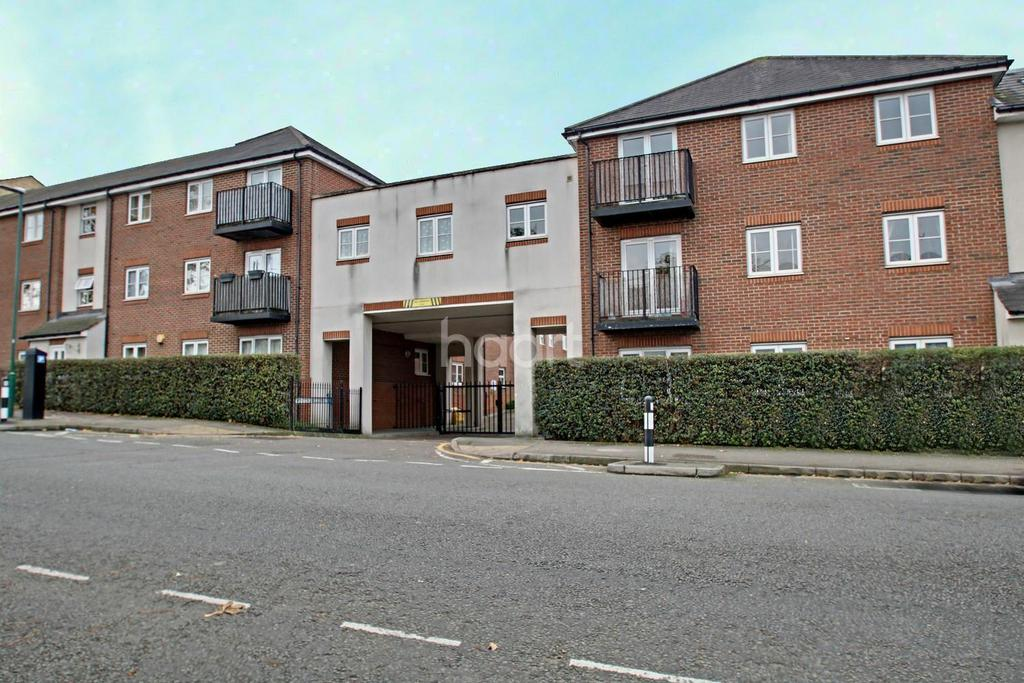 2 Bedrooms Flat for sale in Nightingale Court, Sutton, SM1