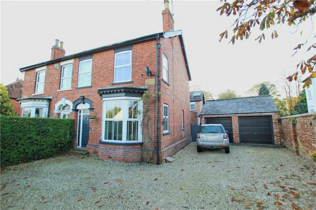 6 Bedrooms Semi Detached House for sale in Station Road, North Cave, Brough, East Riding of Yorkshire