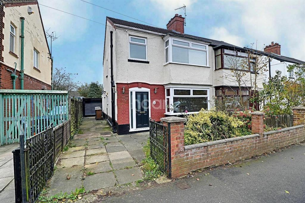 3 Bedrooms Semi Detached House for sale in Always In The Kitchen At Parties