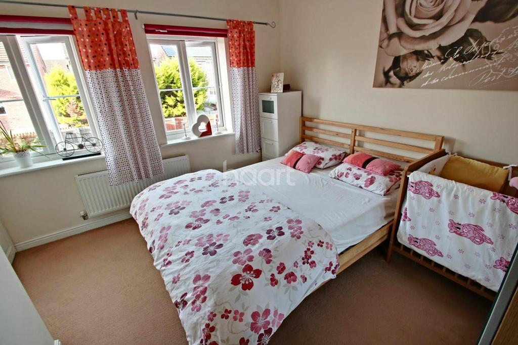 2 Bedrooms Terraced House for sale in Tantallus Way, Newport, NP19