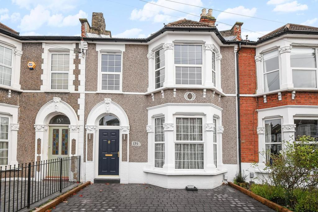 3 Bedrooms Terraced House for sale in Ardgowan Road, Catford