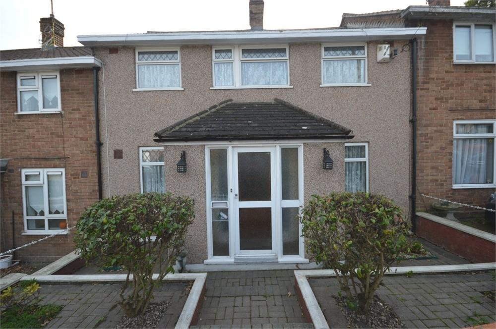 3 Bedrooms Terraced House for sale in Holly Hill Road, Upper Belvedere