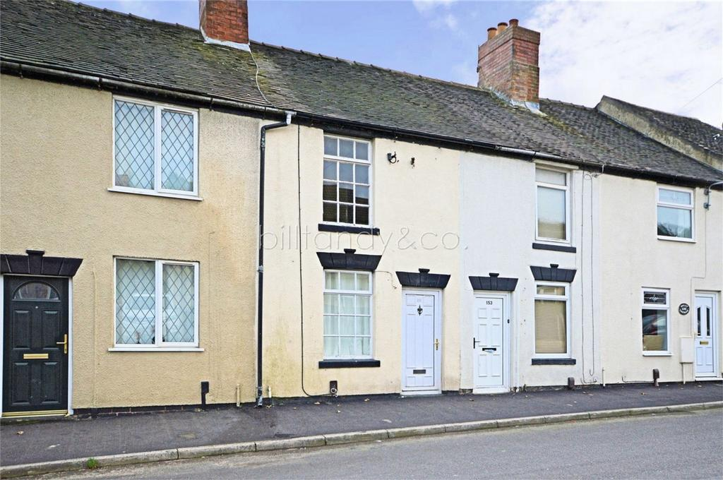 2 Bedrooms Terraced House for sale in Chase Road, Burntwood, Staffordshire