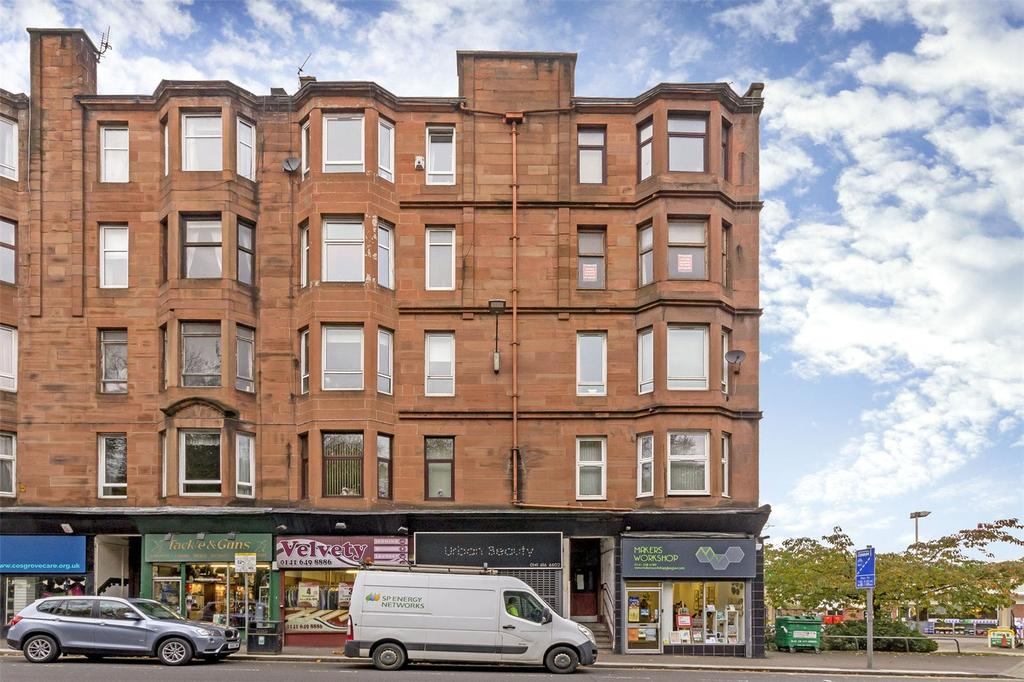 1 Bedroom Flat for sale in 4/2, 914 Pollokshaws Road, Shawlands, Glasgow, G41