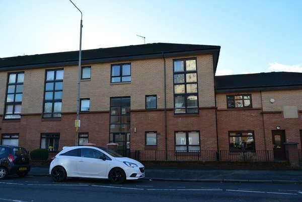 2 Bedrooms Flat for sale in 2/1, 140 Dalmarnock Road, Bridgeton, Glasgow, G40 4DD