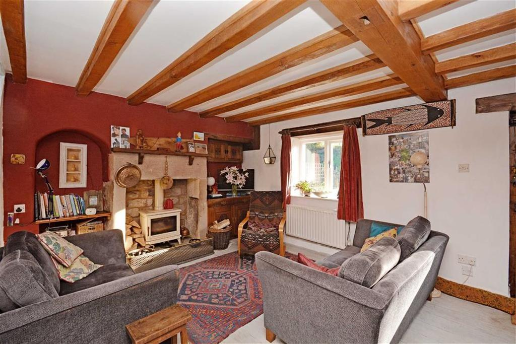 2 Bedrooms Unique Property for sale in 1, Brookside Cottages, The Dale, Hathersage, Derbyshire, S32
