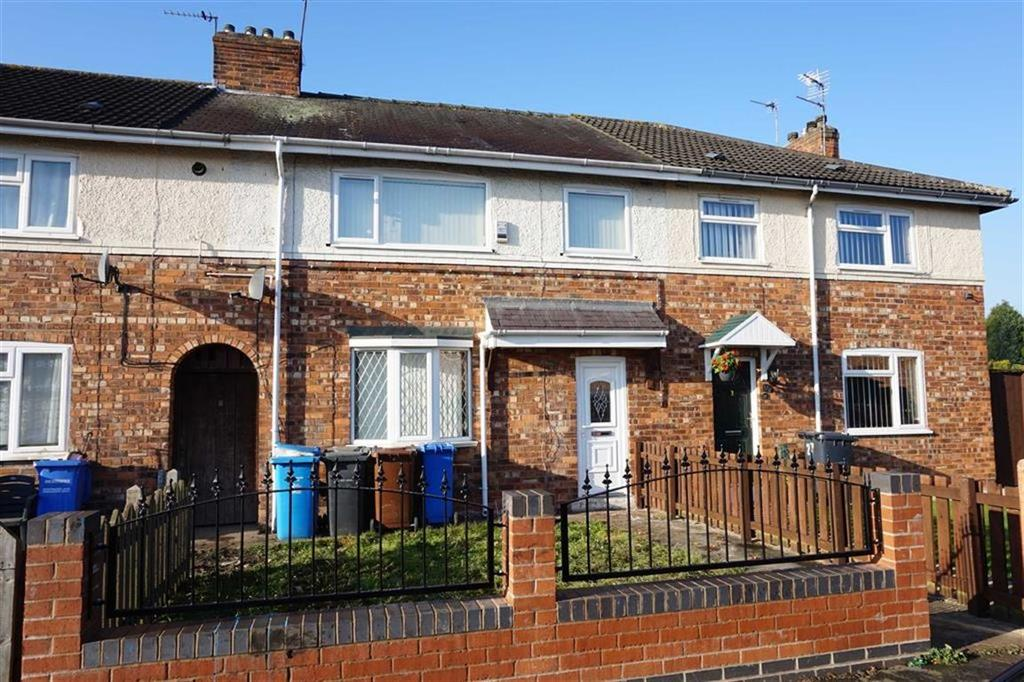 3 Bedrooms Terraced House for sale in Weighton Grove, North Hull, Hull, HU6