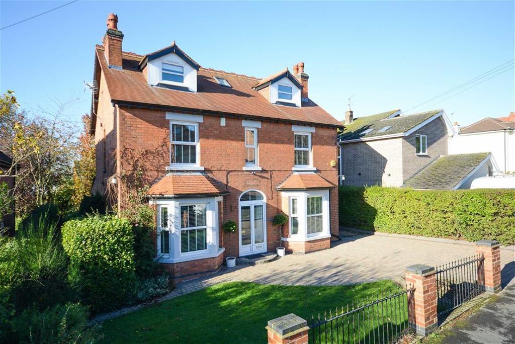 5 Bedrooms Detached House for sale in Highbury Road, Keyworth