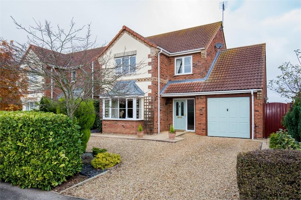 4 Bedrooms Detached House for sale in Post Office Lane, Sutterton, Boston, Lincolnshire