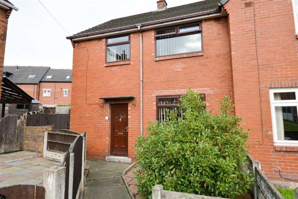 3 Bedrooms End Of Terrace House for sale in Boswell Place, Goose Green, Wigan, WN3