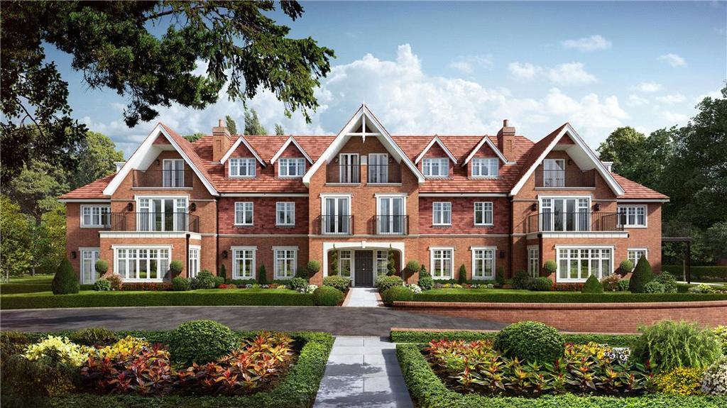 3 Bedrooms Flat for sale in Heathfield Avenue, Ascot, Berkshire, SL5