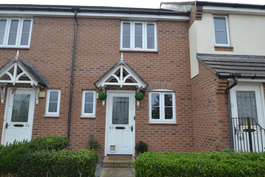 2 Bedrooms Terraced House for sale in Benson Drive, Northam