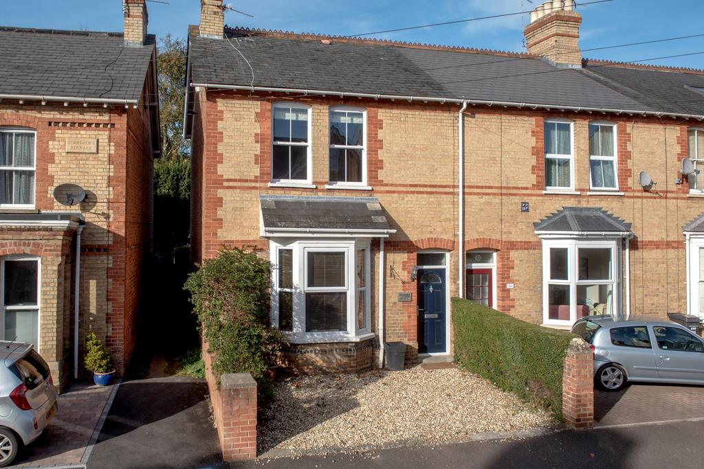3 Bedrooms Terraced House for sale in Richmond Road, Taunton