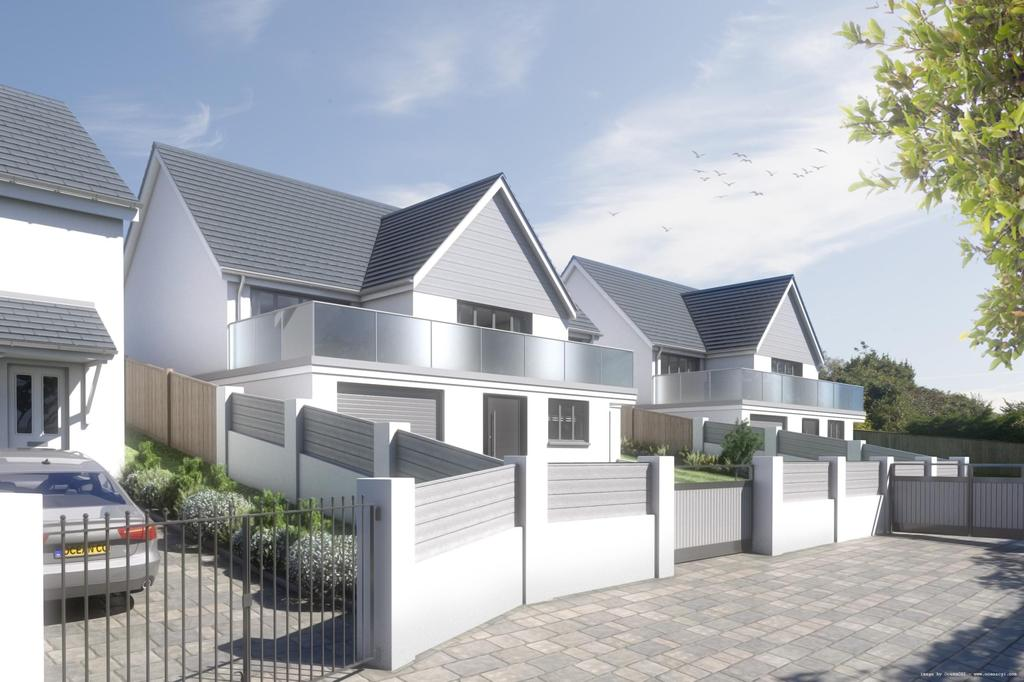4 Bedrooms Detached House for sale in Meadowside, Ashford