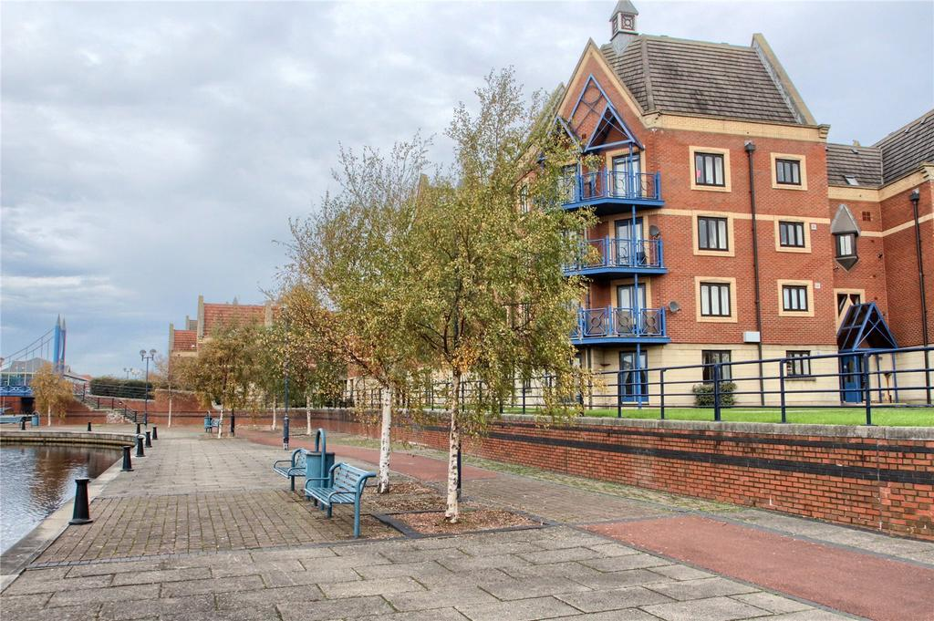 1 Bedroom Flat for sale in Anchorage Mews, Thornaby