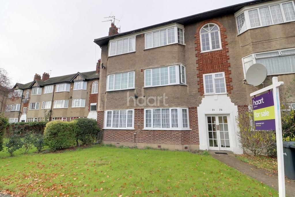 2 Bedrooms Flat for sale in Beresford Gardens, Enfield, EN1