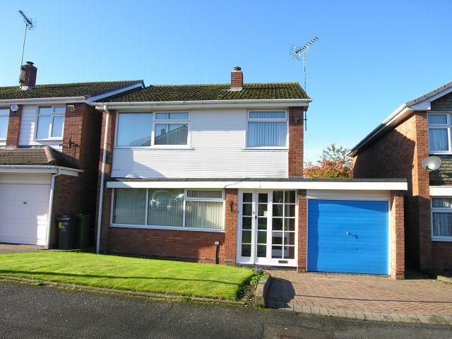 3 Bedrooms Detached House for sale in Truro Road,Walsall,West Midlands