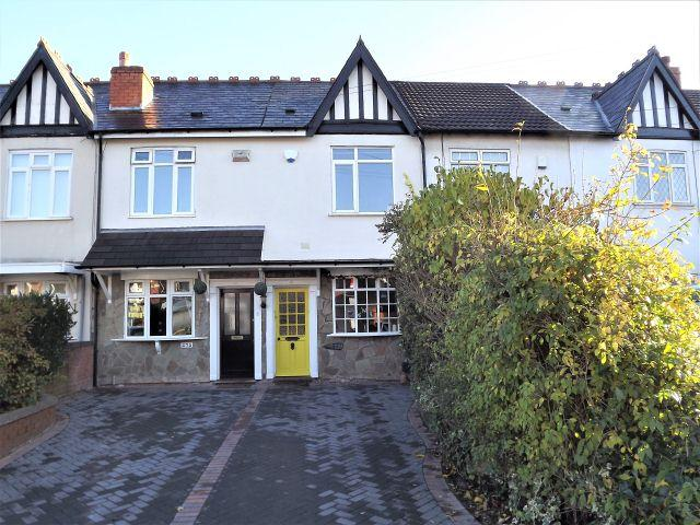 3 Bedrooms Terraced House for sale in Boldmere Road,Sutton Coldfield,