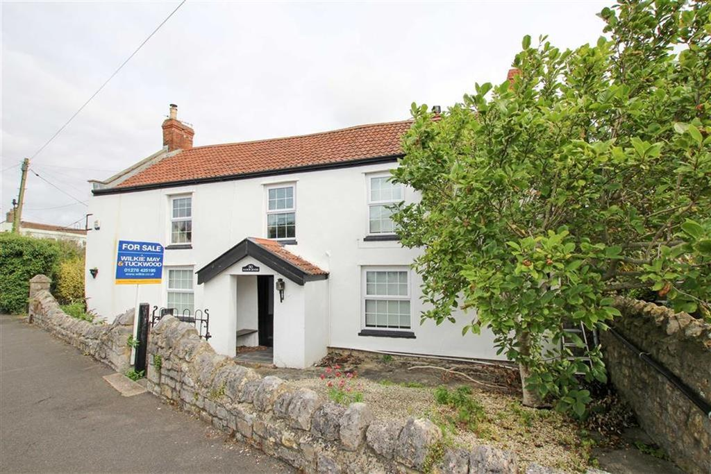 6 Bedrooms Cottage House for sale in Old Main Road, Pawlett