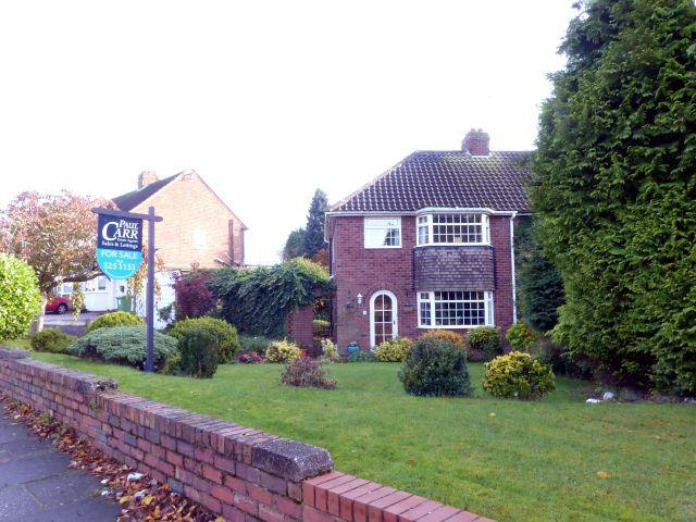 3 Bedrooms Semi Detached House for sale in Wimperis Way,Great Barr,Bimringham