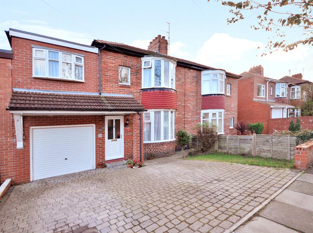 4 Bedrooms Semi Detached House for sale in Felling