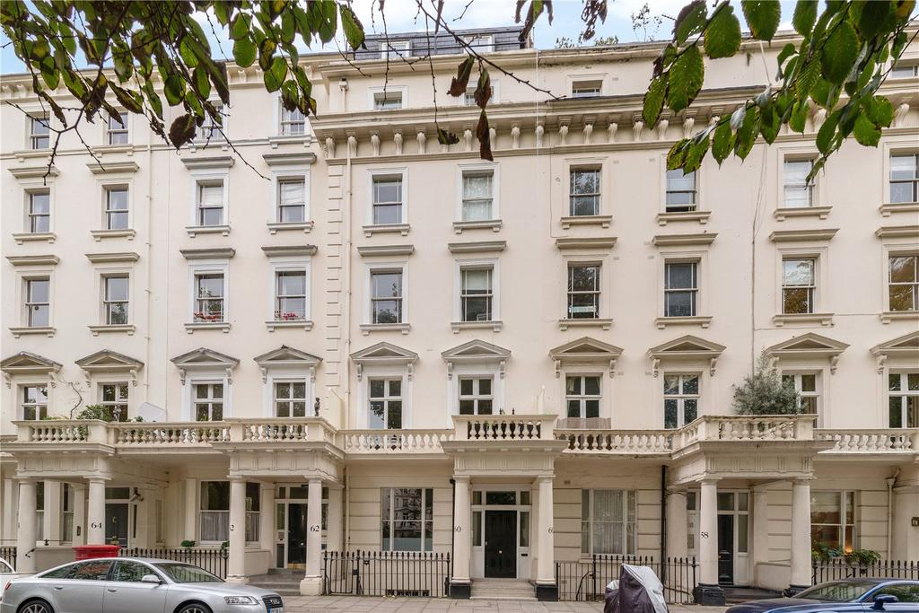 1 Bedroom Flat for sale in St. Georges Square, London, SW1V