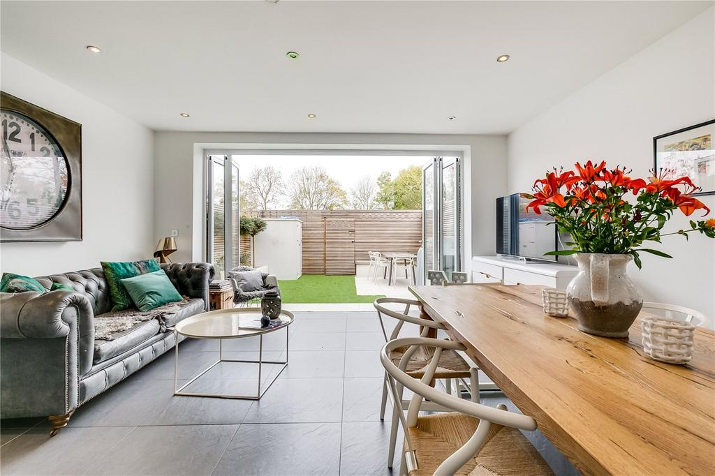 4 Bedrooms End Of Terrace House for sale in Emerald Square, Putney, London