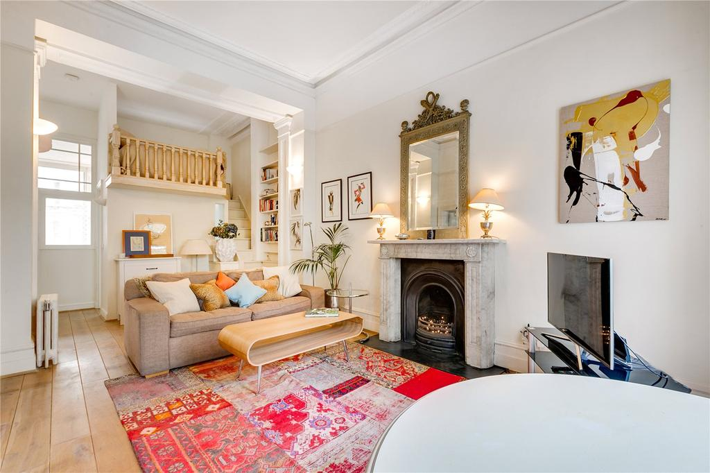 1 Bedroom Flat for sale in Ladbroke Gardens, Notting Hill, London