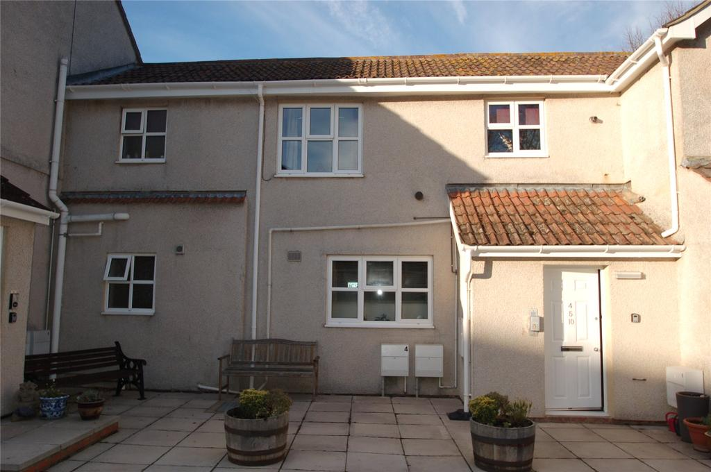 1 Bedroom Retirement Property for sale in Chalice Mews, Northgate, Bridgwater, TA6