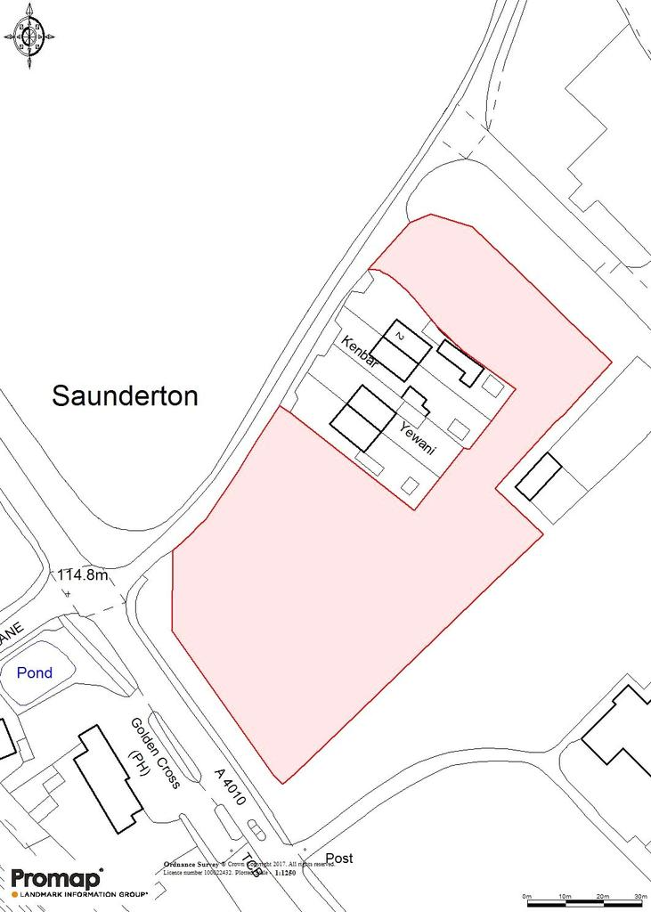 Land Commercial for sale in Saunderton, High Wycombe, Buckinghamshire