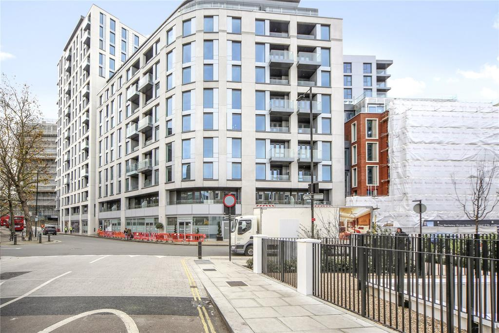 1 Bedroom Flat for sale in Marquis House, Sovereign Court, 45 Beadon Road, London, W6