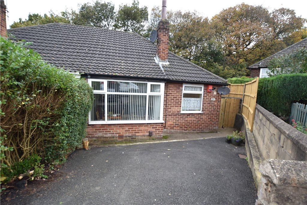 2 Bedrooms Bungalow for sale in Sunset Road, Leeds, West Yorkshire