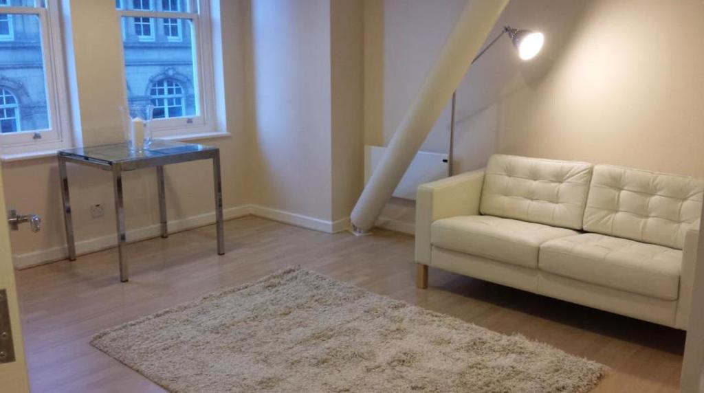1 Bedroom Apartment Flat for sale in 1 HAREWOOD STREET, LEEDS, LS2 7AD