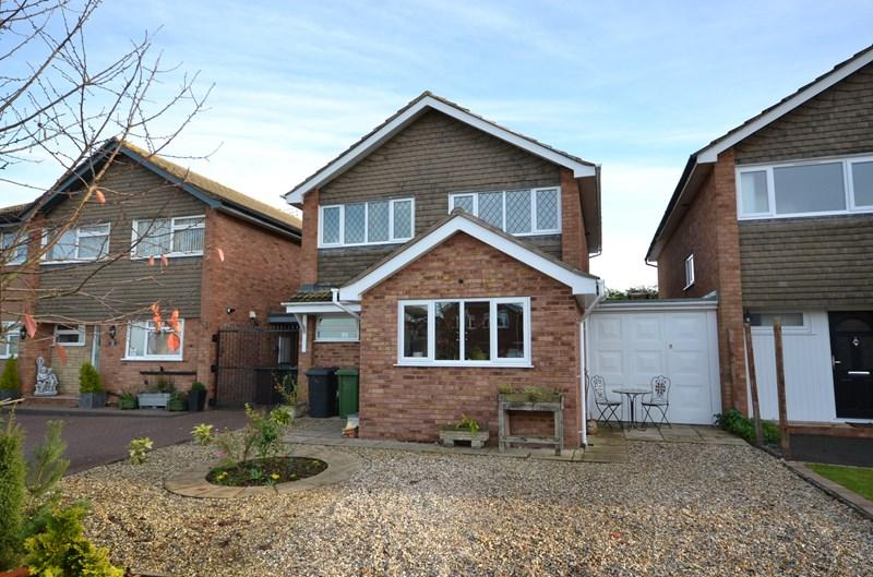 3 Bedrooms Link Detached House for sale in Newton Close, Bewdley