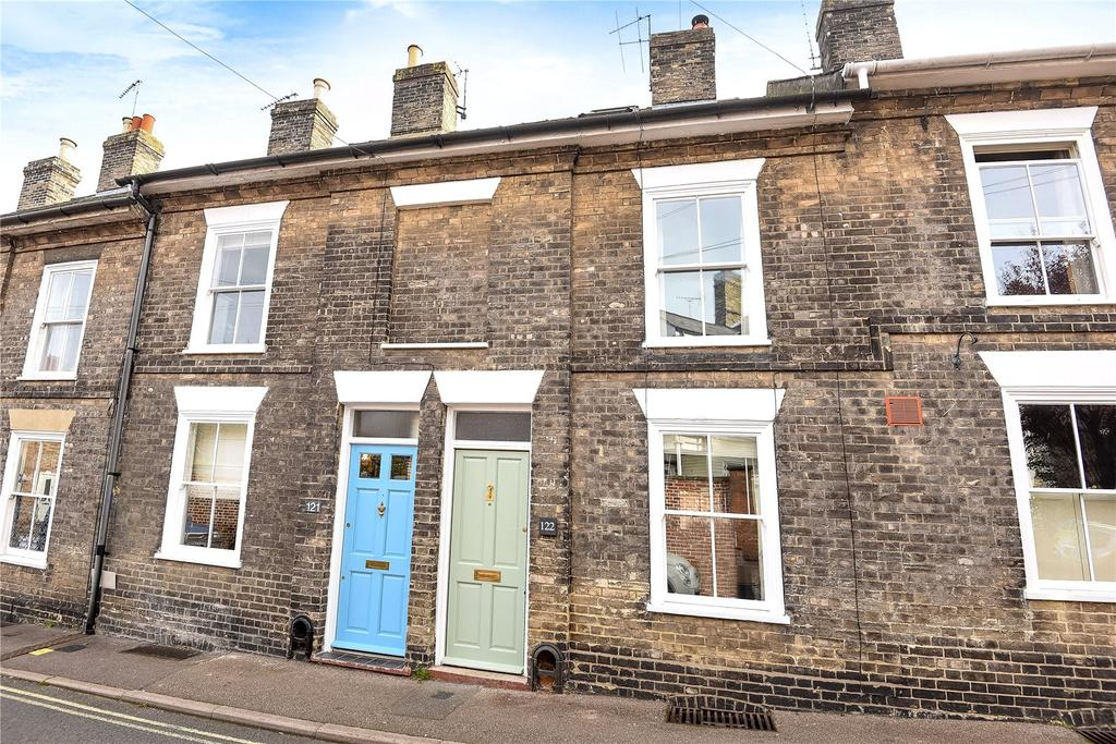 2 Bedrooms Terraced House for sale in Cannon Street, Bury St Edmunds, Suffolk, IP33