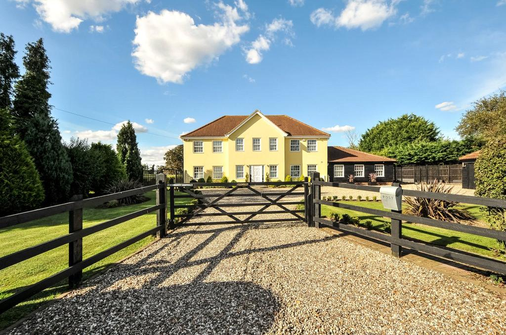 6 Bedrooms Detached House for sale in Howe Lane, Cockfield, Nr Bury St Edmunds, Suffolk, IP30