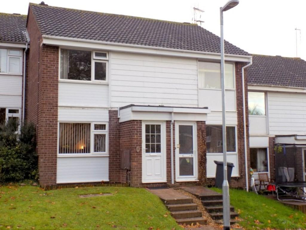 2 Bedrooms Terraced House for sale in Jubilee Drive, Exmouth