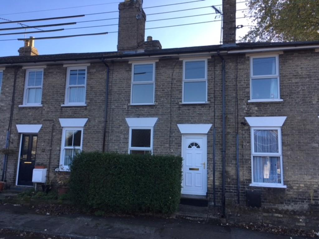 2 Bedrooms Terraced House for sale in Crown Street, Stowmarket