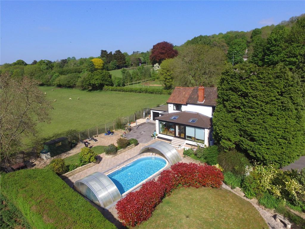 6 Bedrooms Detached House for sale in Bridgwater Road, Winscombe, Avon, BS25
