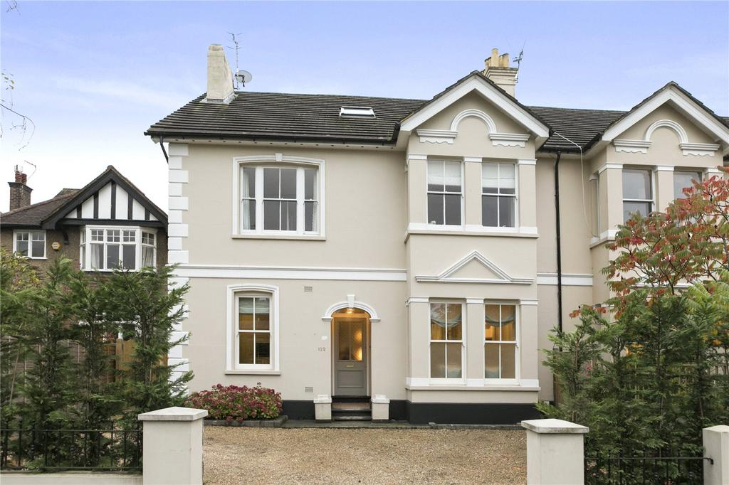 5 Bedrooms Semi Detached House for sale in Croydon Road, Reigate, Surrey, RH2